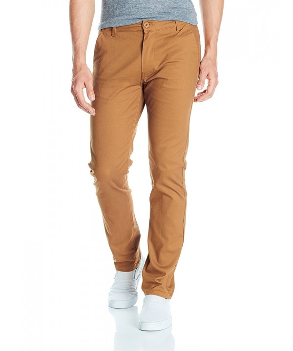 Southpole Stretch Basic Chino Caramel