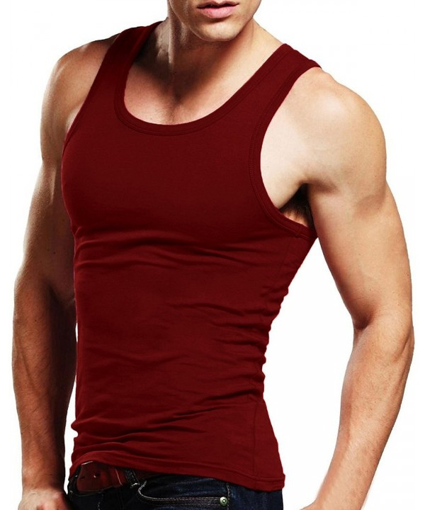 MODCHOK Sleeveless T Shirts Muscle Classic