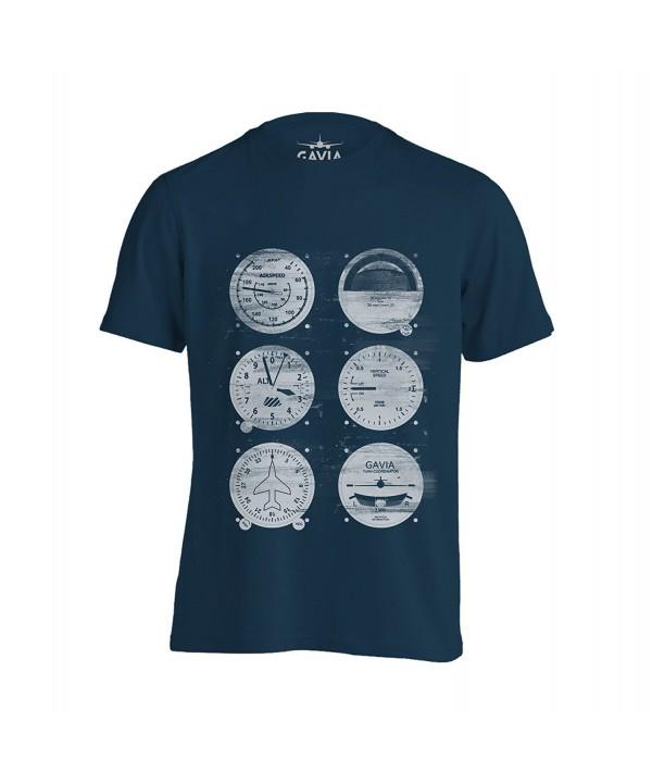 GAVIA Aviation Instruments T shirt Medium