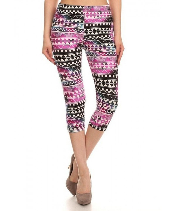 Leggings4U Elegant4U Juniors Printed Leggings