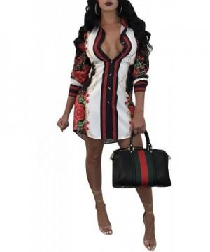 Remelon Womens Button Collar XXX Large