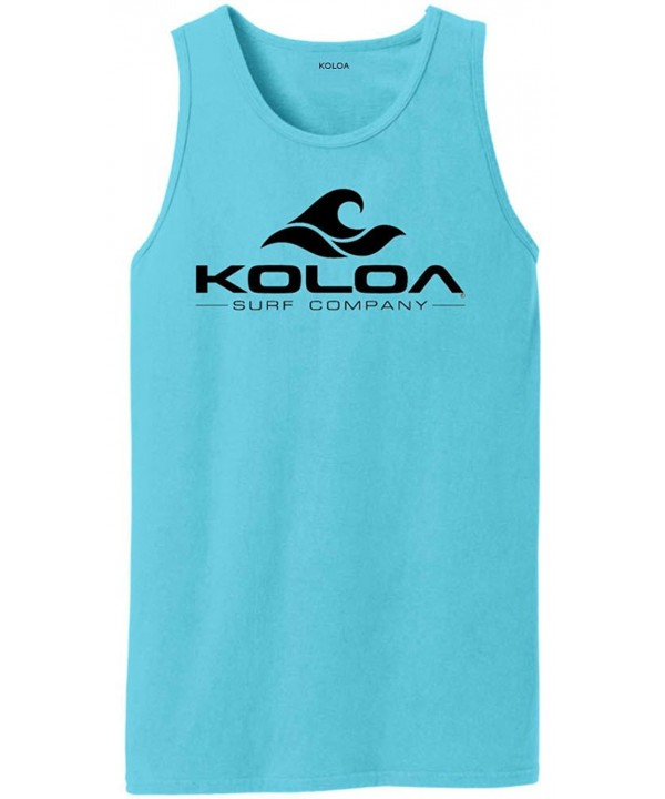 Koloa Surf Classic Pigment Dyed Tops TidalWave