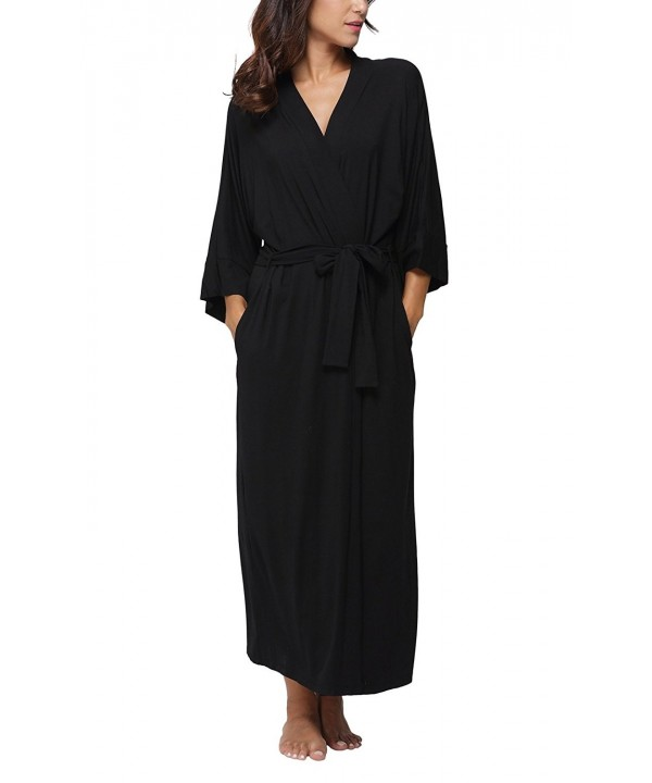 FADSHOW Womens Sleepwear Bathrobe Nightgown