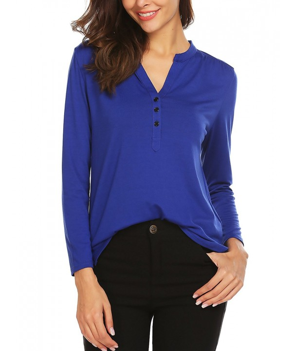 Unibelle Womens Sleeve Shirt Cotton