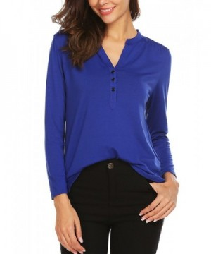 Unibelle Womens Sleeve Shirt Cotton