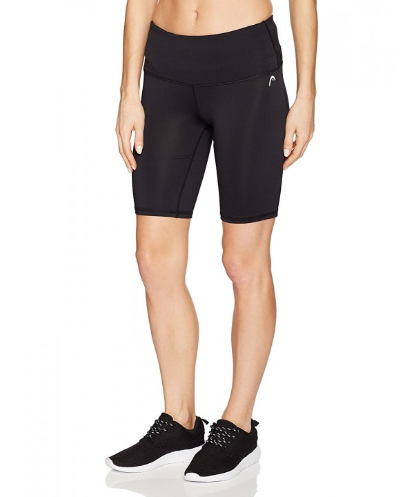 HEAD Womens Mariah Short Black