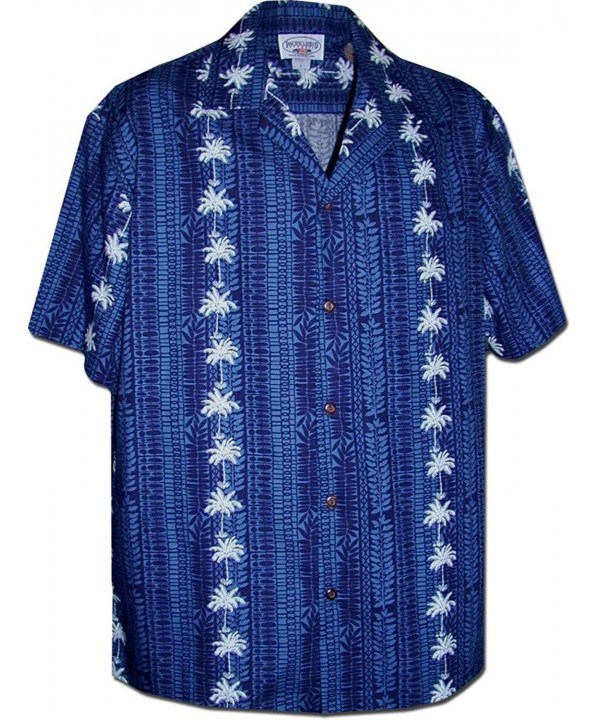 Tropical Shirts Coconut Panels 410 3662