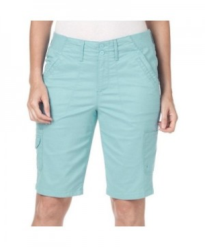 Gloria Vanderbilt Womens Marion Shorts