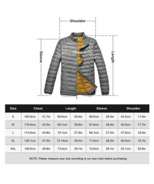 Cheap Real Men's Down Coats Outlet