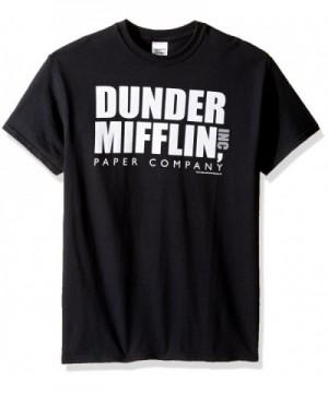 T Line Mens Office Dunder Mifflin