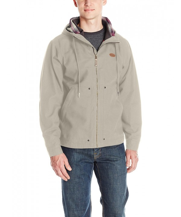 Backpacker Hooded Canvas Jacket X Large