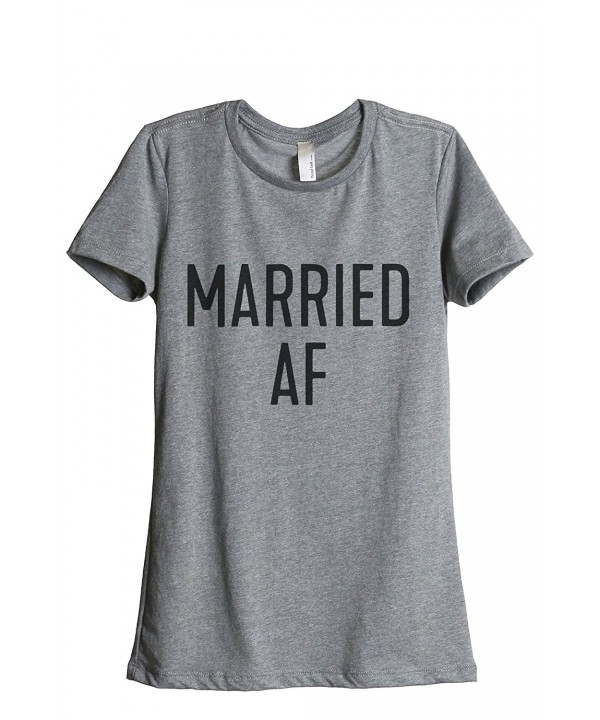 Thread Tank Married Relaxed T Shirt