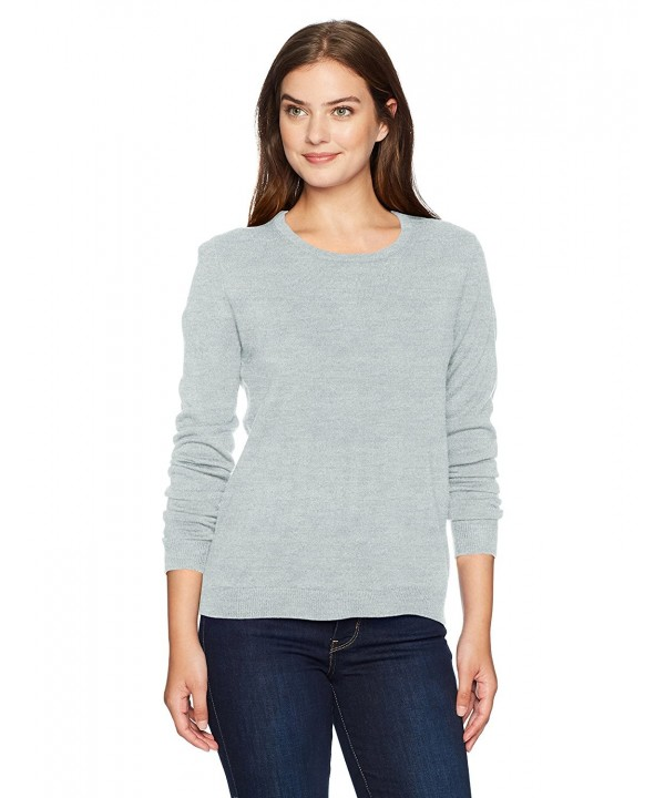 Napa Valley Cashmerlon Pullover Heather