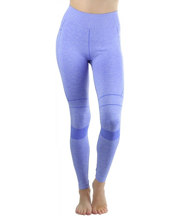 ToBeInStyle Womens Seamless Workout Leggings