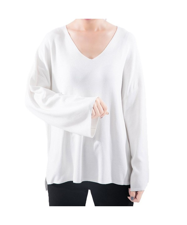 OYEAHGIRL Womens Sleeve Pullover Sweater