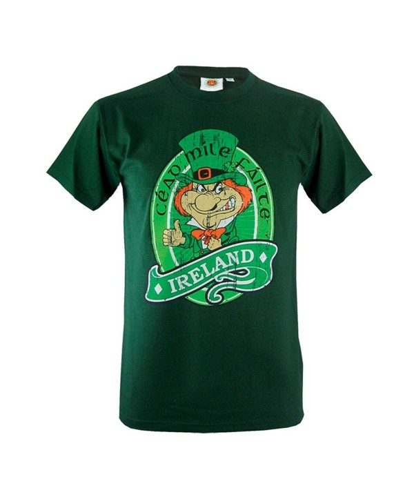 Carrolls Irish Gifts Leprechaun T Shirt