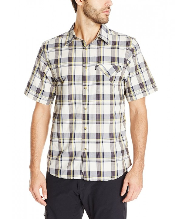 KAVU Goodman Shirt Cloudy Skies