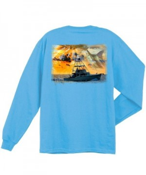Guy Harvey Cruisin Shirt Medium