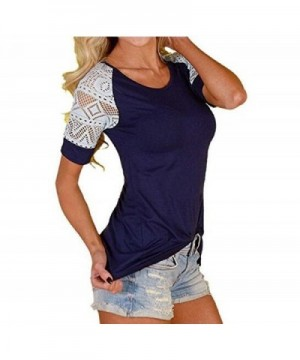 Fashion Womens Sleeve T Shirt Blouse