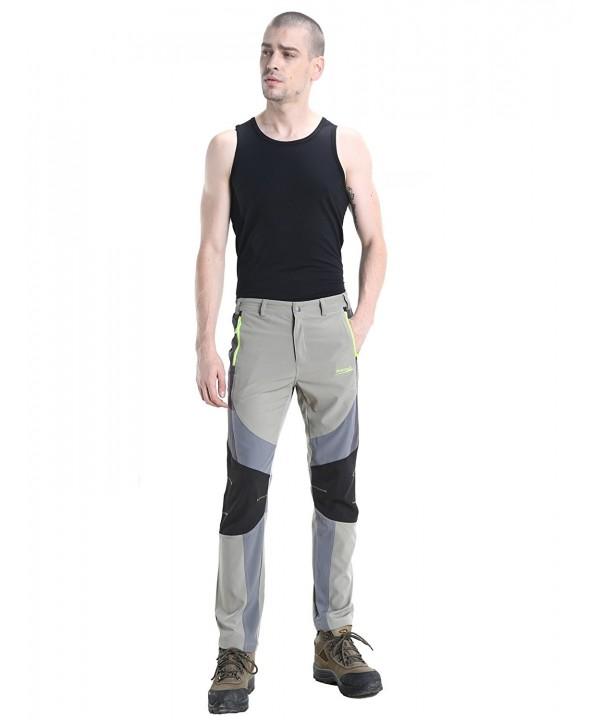 Makino Hiking Pants Lightweight Quick