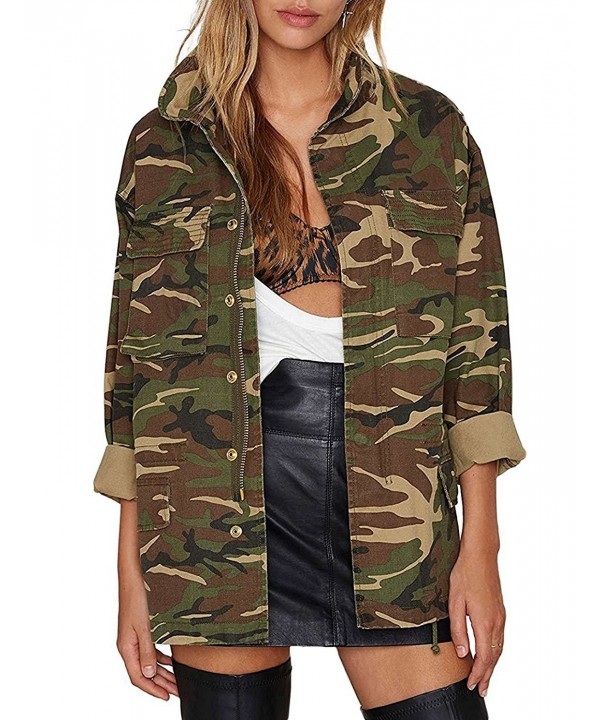IRISIE Military Lightweight Sleeve Jacket