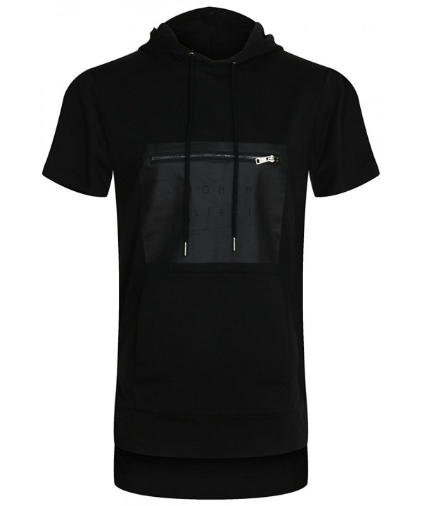 UPSCALE French Terry Short Sleeve Hoody