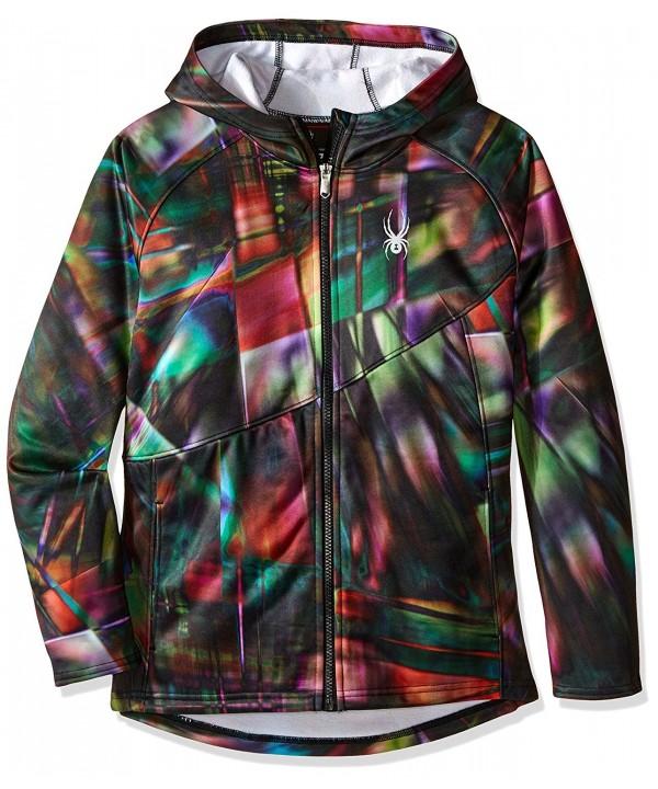 Spyder Fleece Jacket XX Small Spectra