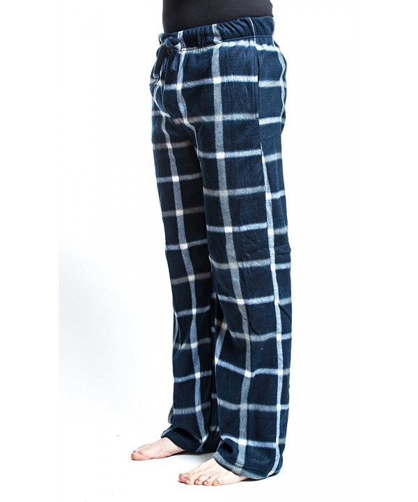 Flannel Fleece Brush Pajama Lounge