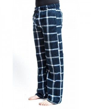 Flannel Fleece Brush Pajama Lounge