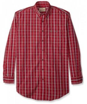 Wrangler Western Classic Sleeve Woven