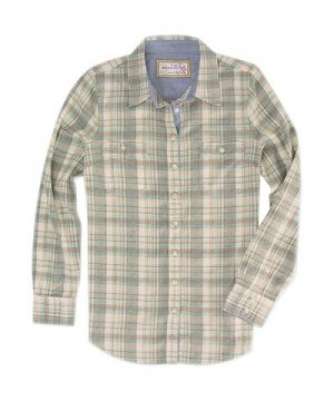 Aventura Clothing Womens Hathaway Button up