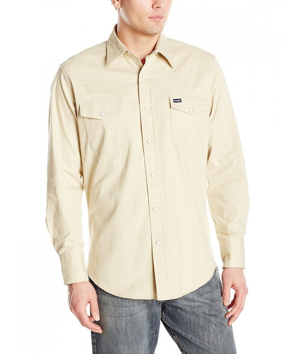 Wrangler Advanced Comfort Shirts Large