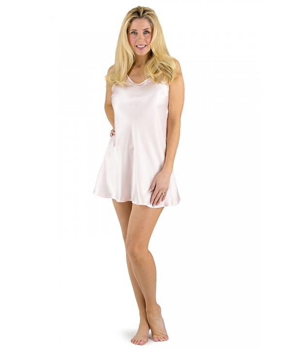 Fishers Finery Mulberry Chemise Nightgown