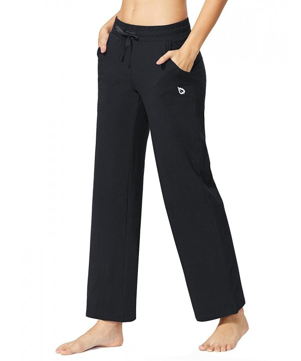Baleaf Womens Activewear Drawcord Pockets