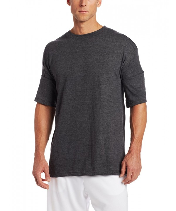 Russell Athletic Tall T Shirt Charcoal