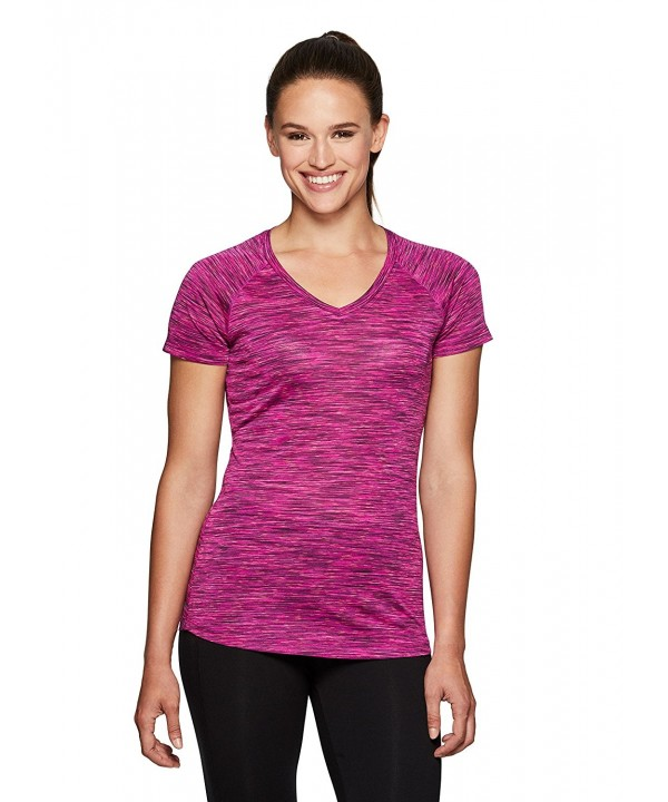 RBX Active Womens Sleeve Purple