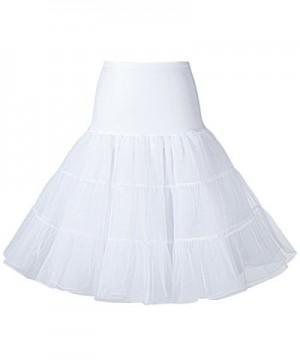 Oyeahbridal Petticoat Rockabilly Crinoline Underskirt