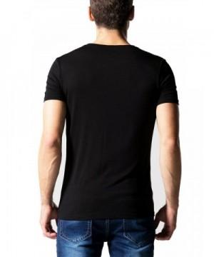 Fashion Men's Active Shirts