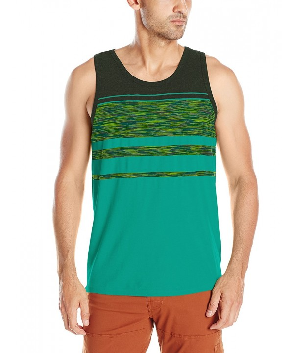 prAna Throttle Emerald Waters X Large