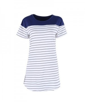 Froomer Fashion Sleeve Casual Striped