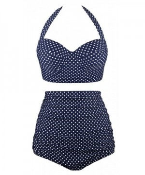 Aixy Vintage Swimsuits Bikinis Underwired