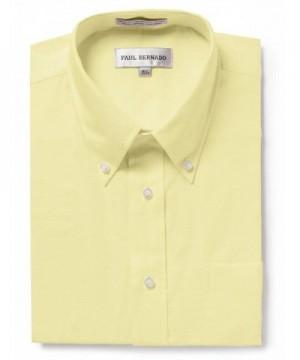 Paul Bernado Sleeve Oxford Shirt Wrinkle Free