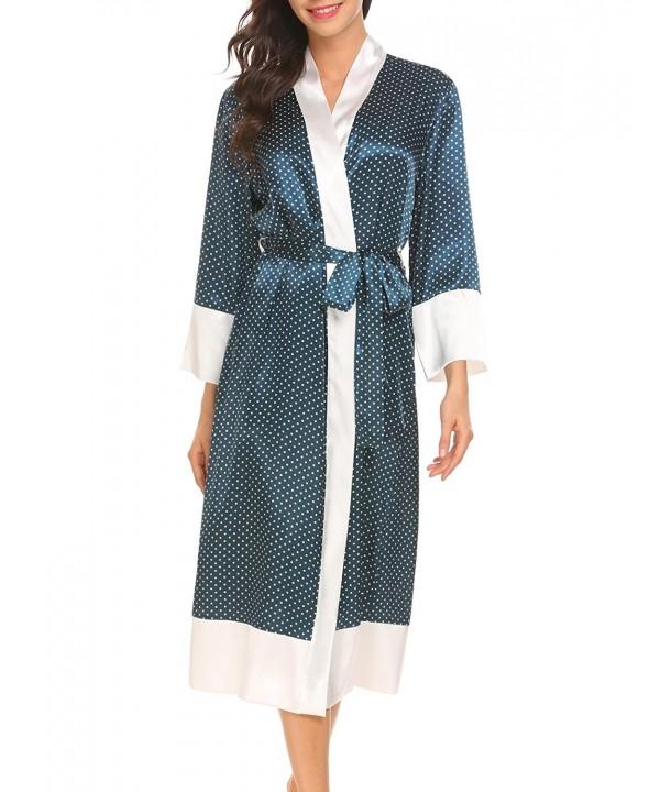 Hotouch Long Kimono Robes Women