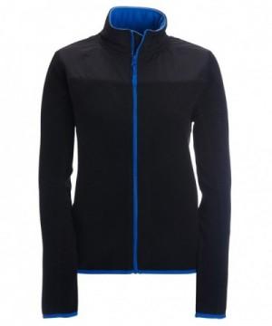 Aeropostale Womens Full Zip Fleece Jacket