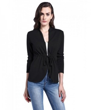 BFUSTYLE Sleeve Cardigan Classic Sweater