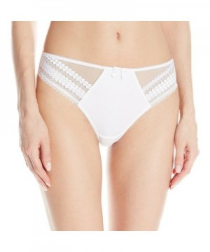Fantasie Womens Rebecca Thong White