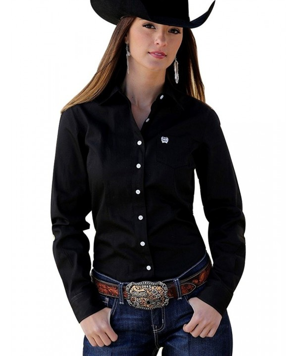Cinch Womens Western Pocket XX Large