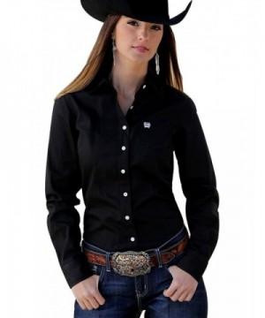Cinch Womens Western Pocket XX Large