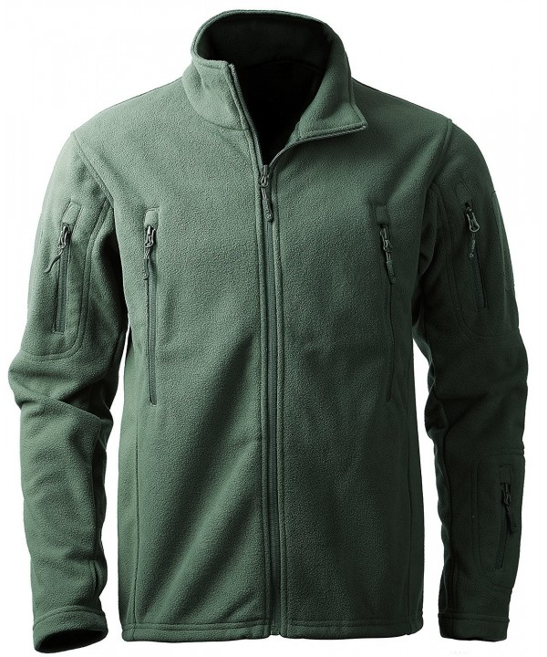 Stylein Mens Tactical Fleece Jackets