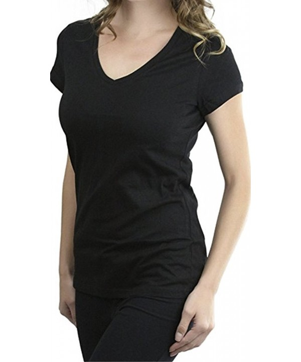 GUBUYI Womens Sleeve t Shirt V Neck